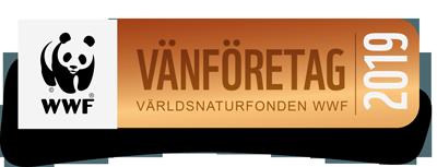 WWF Vänföretag 2019